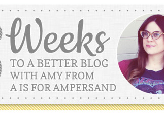 Amy on Being Open and Brave Online