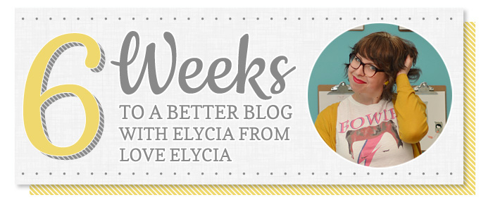 6 Weeks to a Better Blog: Collaborating With Other Bloggers