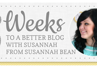 6 Weeks to a Better Blog: Promoting Your Shop