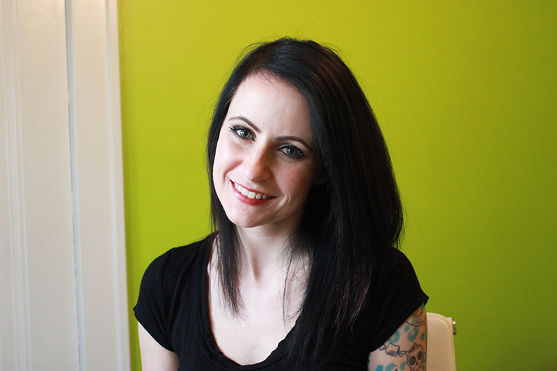 How to take your own headshots from XOSarah.com