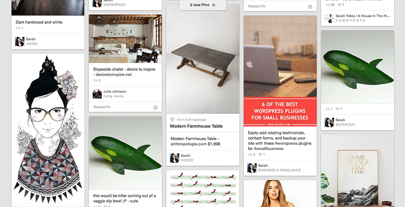 How to get more Pinterest pins with bigger photos