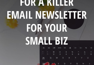 5 ideas for a killer email newsletter for your blog or business