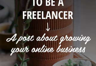 I only intended to be a freelance designer: A post about growing your online business