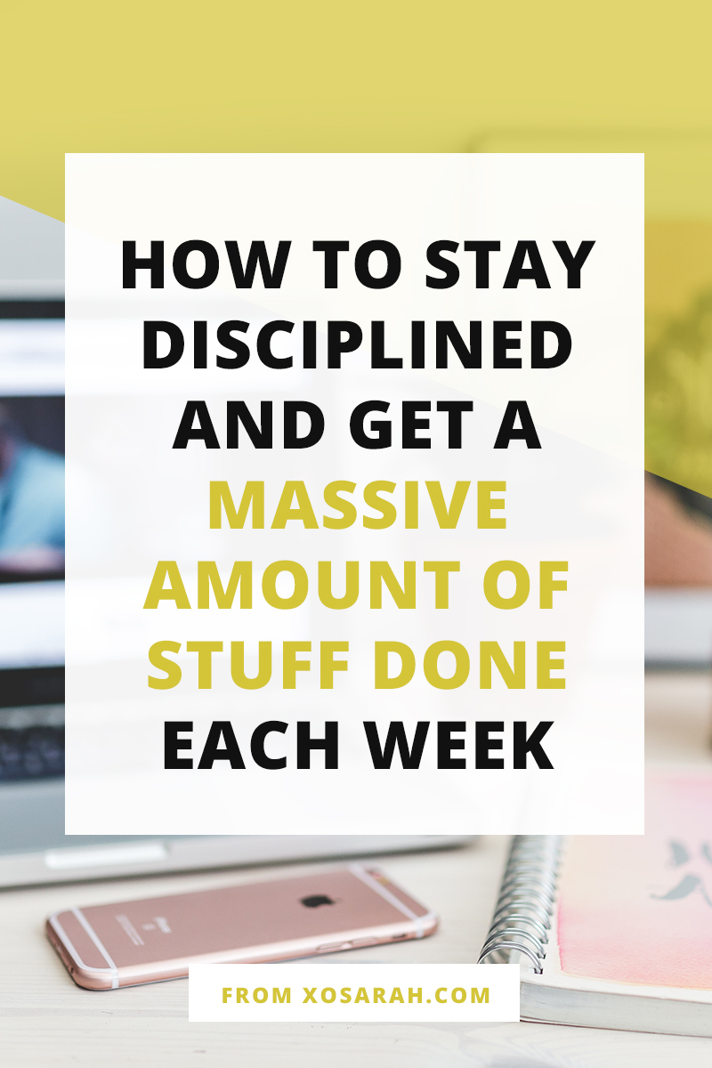 You don't need to be glued to your computer 24/7 to get a ton of work done. Here's how to stay focused and feel productive all day long.