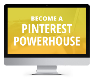 Pinterest Powerhouse E-Course