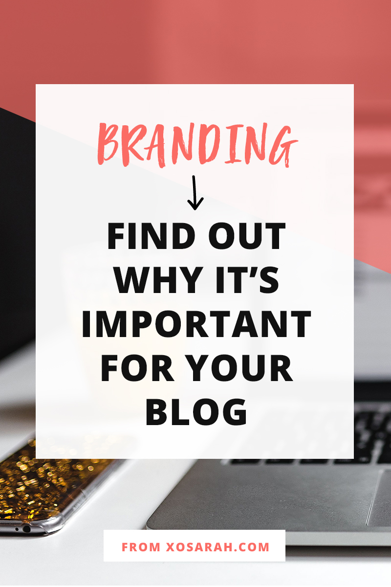 Is it a logo? Is it your fonts and colors? Is it your blog design? What exactly is branding and why is it so important for growing your blog traffic and your social media following. Click through to find out!