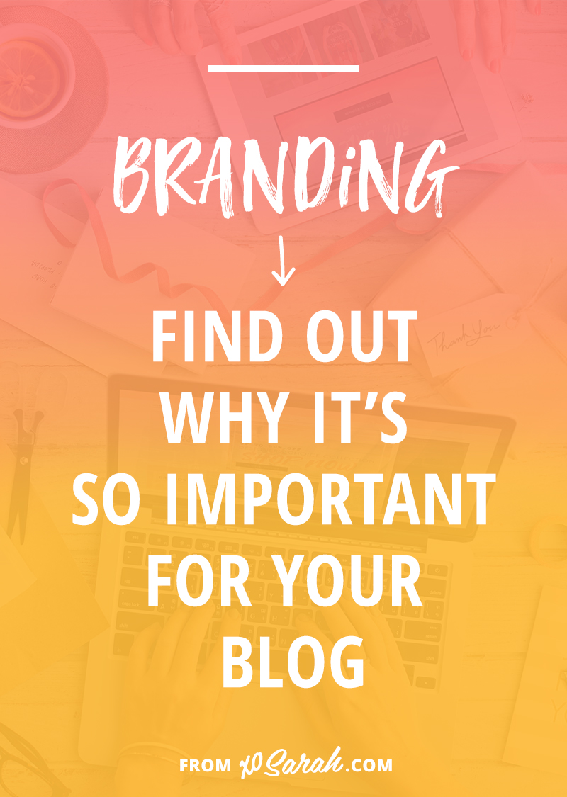 Does your blog need a brand?